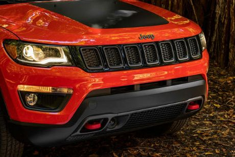 2017 Jeep Compass ra mat, thay the 'lao gia' Patriot - Anh 3