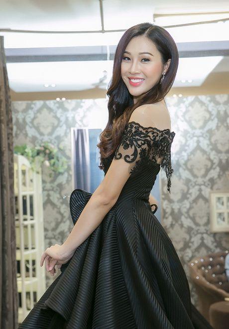Man nhan voi loat vay ao cua Dieu Ngoc tai Miss World - Anh 5