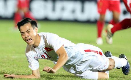 DT Viet Nam don tin cuc vui tu Van Toan truoc tran gap Malaysia - Anh 1