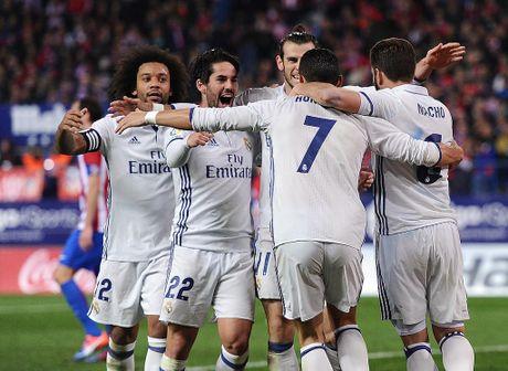 Barcelona va Atletico kem Real Madrid toi… 15 diem - Anh 2