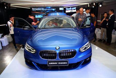 BMW 1 Series sedan gia re co gi de 'dau' Audi A3? - Anh 1
