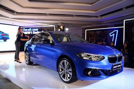 BMW 1 Series sedan gia re co gi de 'dau' Audi A3? - Anh 2