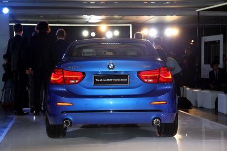 BMW 1 Series sedan gia re co gi de 'dau' Audi A3? - Anh 3