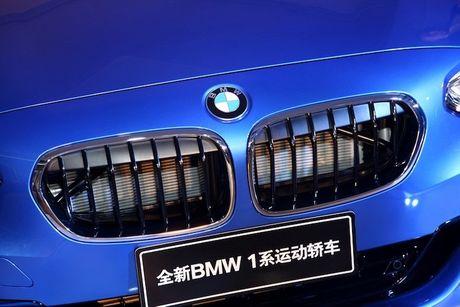 BMW 1 Series sedan gia re co gi de 'dau' Audi A3? - Anh 7