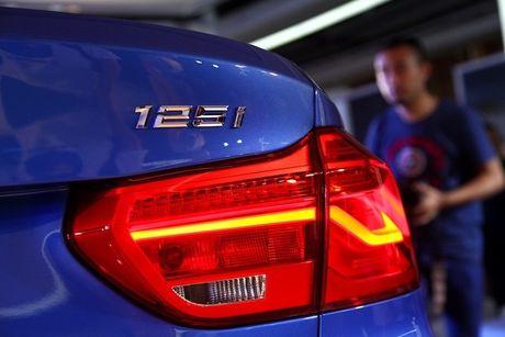 BMW 1 Series sedan gia re co gi de 'dau' Audi A3? - Anh 9