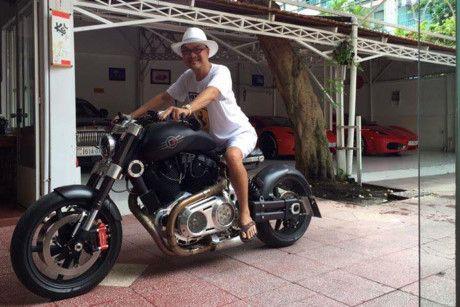 Diem mat sieu moto tien ty cua dai gia y te Sai Gon - Anh 3