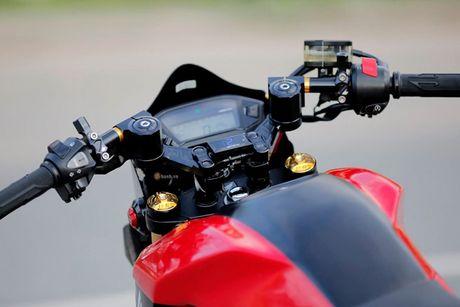 Minibike Honda MSX 125 'do cung' tai Da thanh - Anh 3