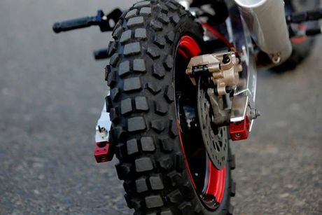 Minibike Honda MSX 125 'do cung' tai Da thanh - Anh 6