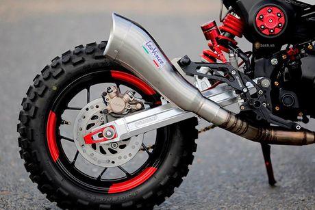 Minibike Honda MSX 125 'do cung' tai Da thanh - Anh 7