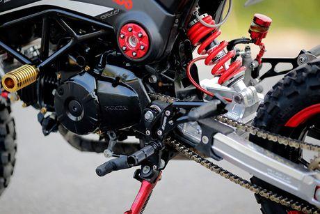 Minibike Honda MSX 125 'do cung' tai Da thanh - Anh 8