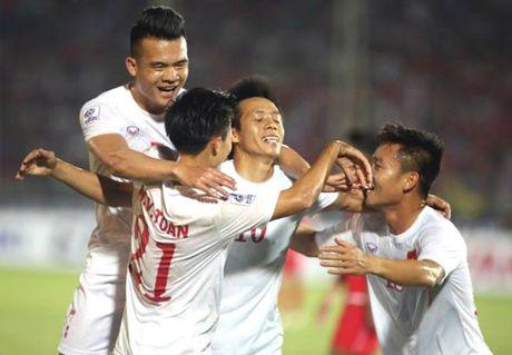 Da bai Myanmar 2-1, Viet Nam khoi dau suon se - Anh 1