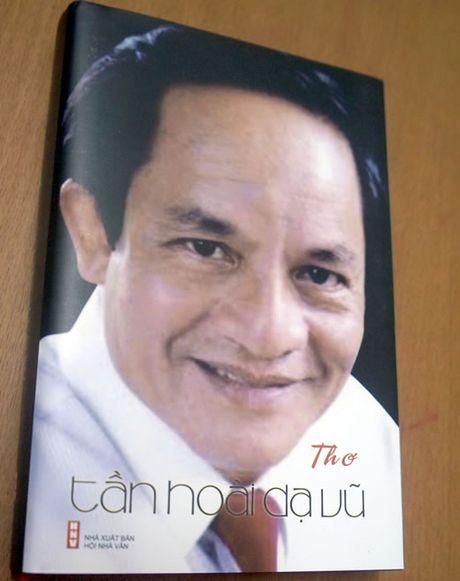 Tho tinh Tan Hoai Da Vu: Mam hy vong trong sau tham noi buon - Anh 1