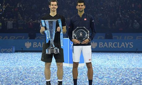Djokovic thua Murray, yen phan so hai the gioi - Anh 1