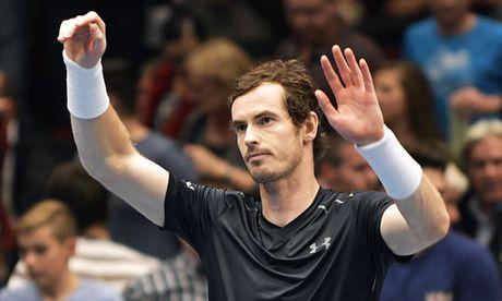Djokovic thua Murray, yen phan so hai the gioi - Anh 2