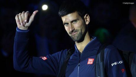 Chung ket ATP World Tour Finals: Nhung hinh anh dang nho nhat - Anh 1