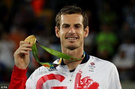 Nam 2016 cua Murray qua 9 con so - Anh 1