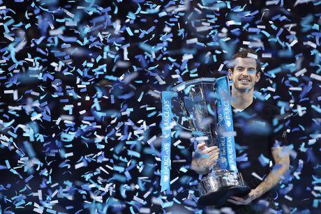 Thang Djokovic, Murray ket thuc nam voi vi tri so 1 - Anh 1
