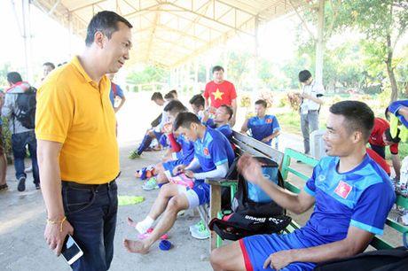 Tuyen Viet Nam lam quen voi cai nang thieu dot o Yangon - Anh 13