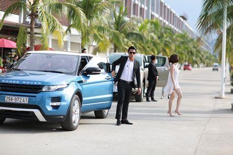 """Mac Hong Quan lan dau dong phim da tro tai """"anh hung cuu my nhan"""" - Anh 2"""