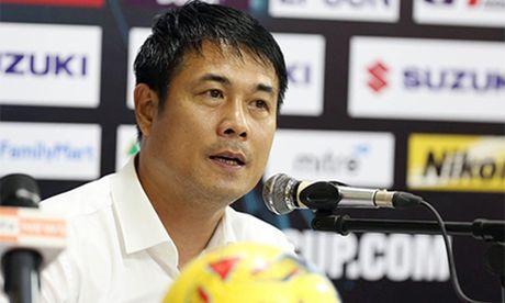 HLV Huu Thang thua nhan: Viet Nam thang Myanmar nho may man - Anh 1