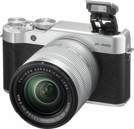 Ngam loat anh ro net nhat cua Fujifilm X-A10 - Anh 1