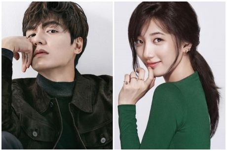 Lee Min Ho, Suzy do do quyen ru voi loat anh moi - Anh 1
