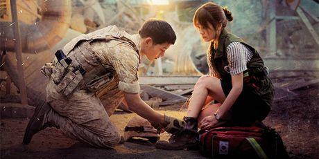 Trung Quoc cung ran chong lan song sao Han? - Anh 1