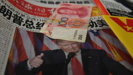 Tong thong Trump se phai nhun nhuong Trung Quoc - Anh 1
