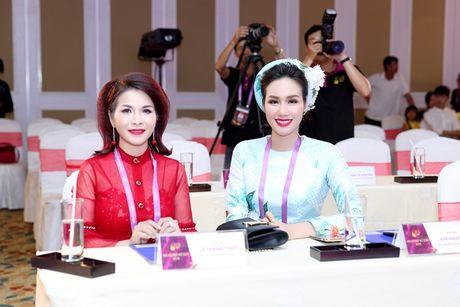 Hoa hau Le Thanh Thuy rang ngoi lam giam khao Hoa khoi Xu Dua 2016 - Anh 7