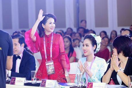 Hoa hau Le Thanh Thuy rang ngoi lam giam khao Hoa khoi Xu Dua 2016 - Anh 8