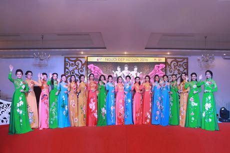 Lo dien 20 thi sinh vao chung ket Nguoi dep Xu Dua 2016 - Anh 2