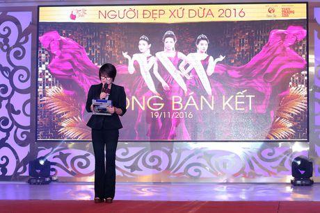 Lo dien 20 thi sinh vao chung ket Nguoi dep Xu Dua 2016 - Anh 4