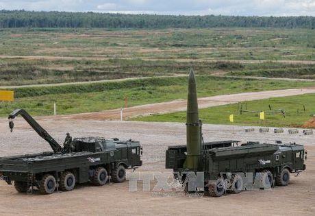 Ong Putin tuyen bo dap tra NATO mo rong suon Dong - Anh 1