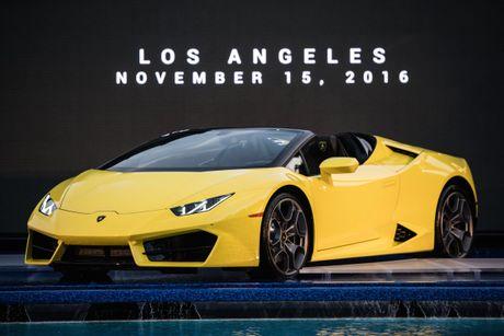 Diem danh nhung mau xe tieu bieu tai LA Auto Show 2016 (P1) - Anh 12