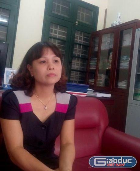 Bi to lam thu, lanh dao Truong Yen Thuong 'cam cua' bao chi - Anh 2