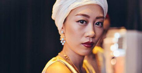 Kikki Le xac nhan khong tham gia Asia's Next Top Model - Anh 1
