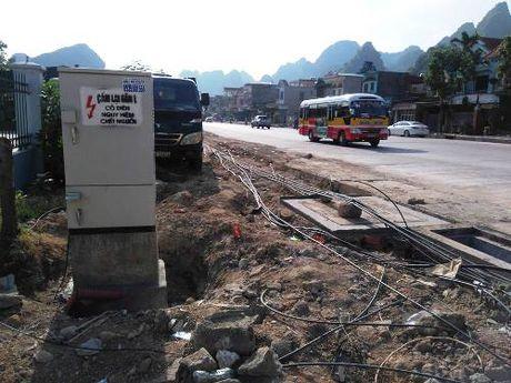 Quang Ninh: Nhieu vi pham trong giai phong mat bang du an duong cao toc Ha Long – Van Don - Anh 1
