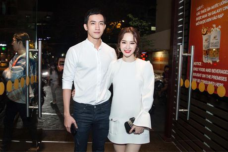 Angela Phuong Trinh tre trung, sanh doi Vo Canh ra mat 'Su menh trai tim' - Anh 6