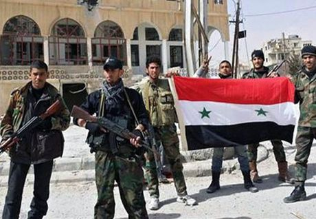 Tinh hinh Syria 21/11: Tong thong Nga, My thao luan ve Syria va Ukraine ben le APEC - Anh 2