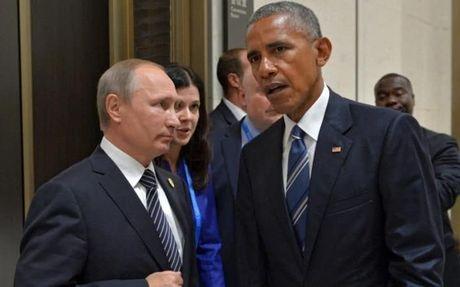 Tinh hinh Syria 21/11: Tong thong Nga, My thao luan ve Syria va Ukraine ben le APEC - Anh 3