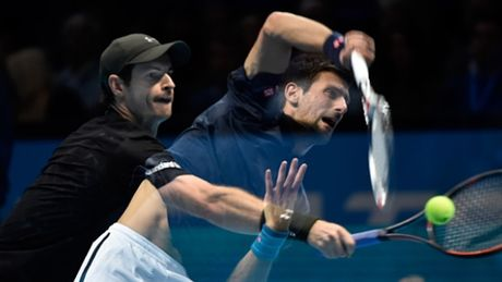 "Djokovic: ""Vo Murray con no luc hon chong"" - Anh 1"