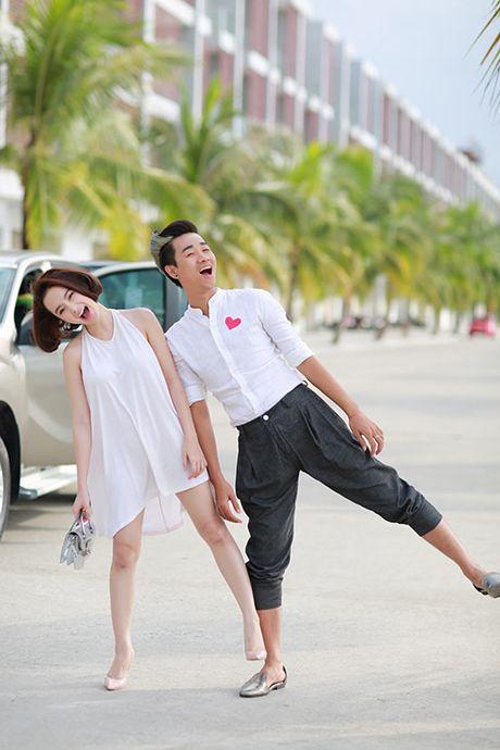 Mac Hong Quan khien khan gia thot tim khi cuu Angela Phuong Trinh day kich tinh - Anh 6