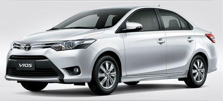 Co nen mua Toyota Vios - chiec o to gia re ban chay nhat thi truong Viet? - Anh 1