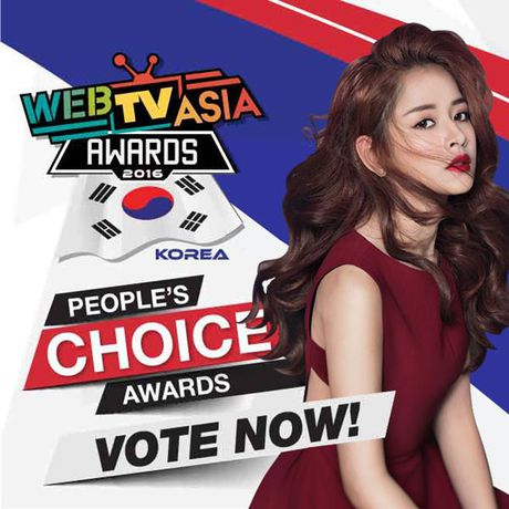 Chi Pu tiep tuc sang Han Quoc du WebTV Asia Awards cung SNSD - Anh 6