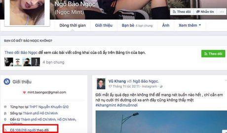 Hang loat sao Viet, hot teen bi mat qua nua luong follower Facebook chi sau 1 dem - Anh 4