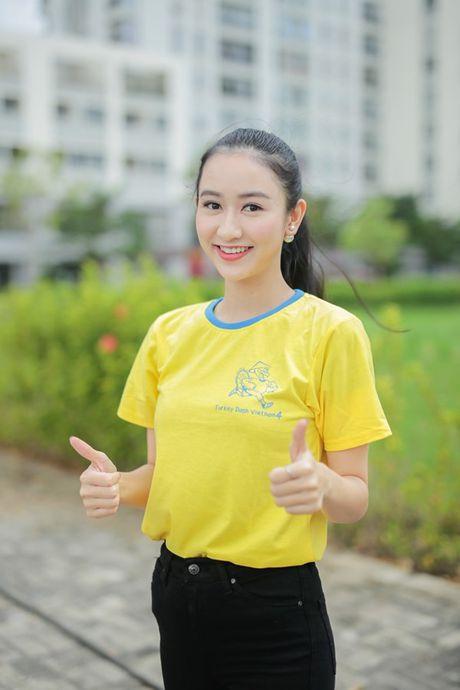 Mai Ngo, Lilly Nguyen, Nam Em cung dan nghe si chay bo tu thien - Anh 13