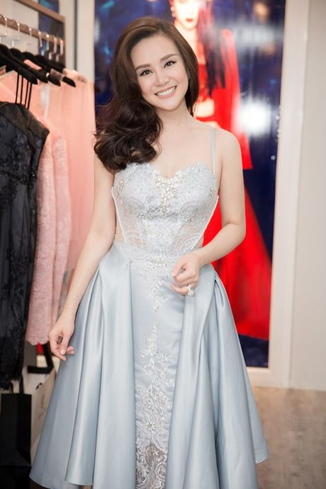 Vy Oanh: 'Toi luon song lac quan nho be Voi' - Anh 11