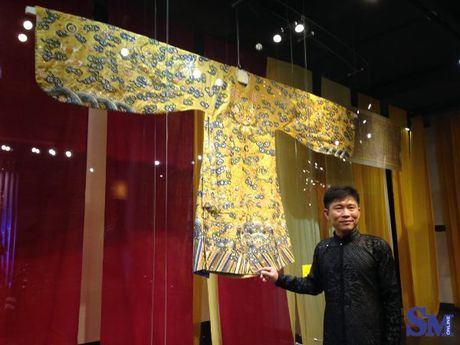 "Chiem nguong ""thoi trang"" cung dinh tren pho co Ha Noi - Anh 1"