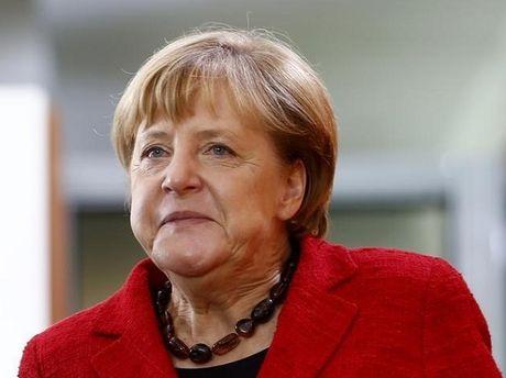 Ba Merkel xac nhan san sang chay dua ghe Thu tuong Duc nhiem ki thu 4 - Anh 1