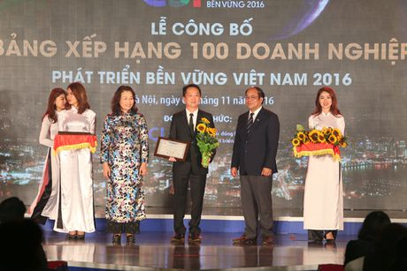 Tong giam doc Amway Viet Nam: 'Trach nhiem xa hoi khong chi la tai tro tu thien' - Anh 1